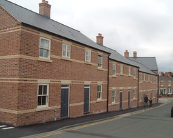 9 Terraced Houses